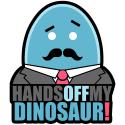 handsoffmydinosaur Logo