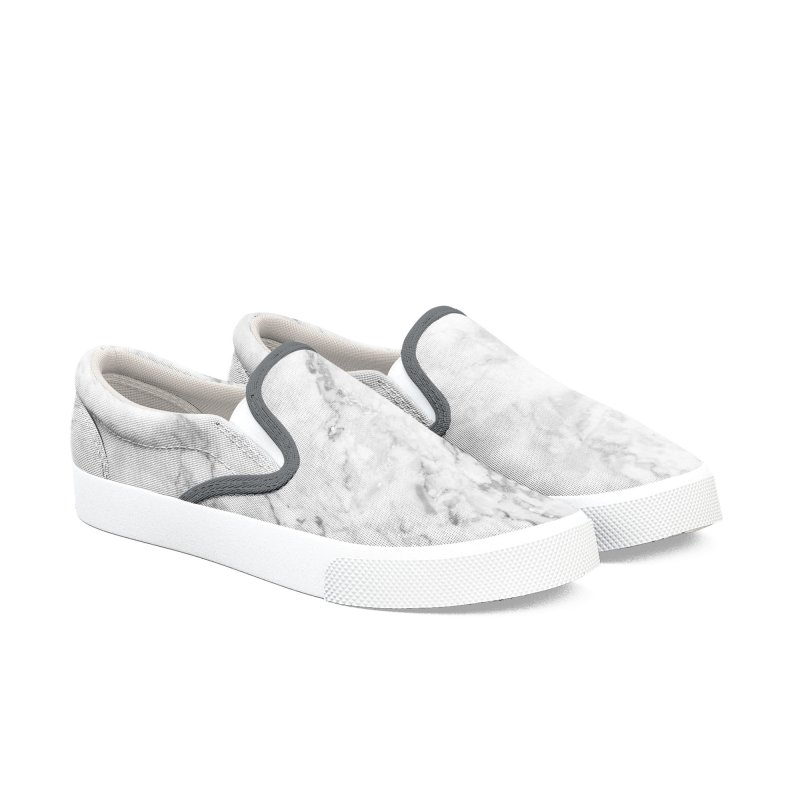 Marble Shoes Men's Slip-On Shoes by HANGERMAN NYC