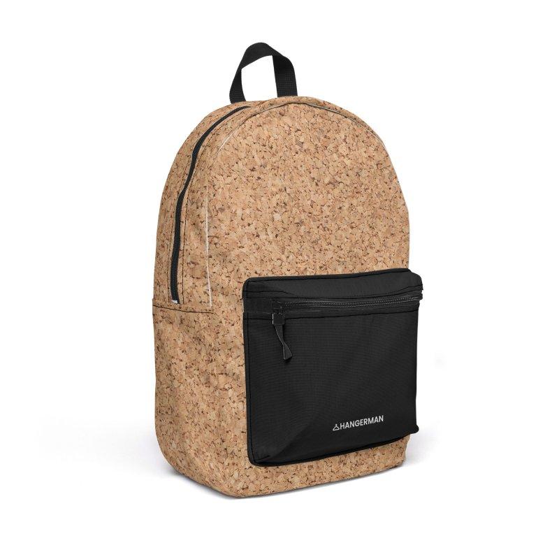 Cork Backpack Accessories Backpack Bag by HANGERMAN NYC