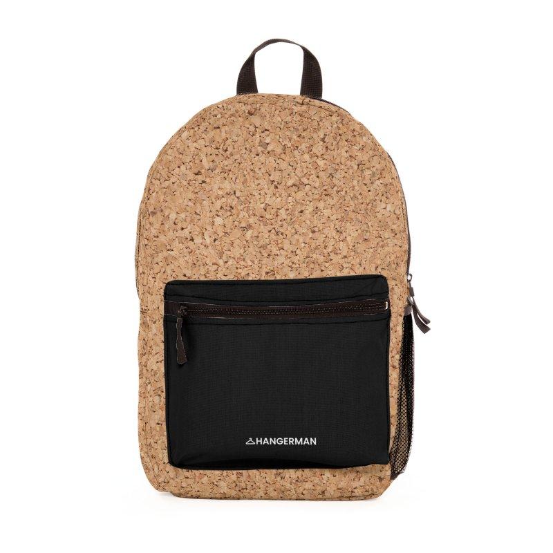 Cork Backpack Accessories Bag by HANGERMAN NYC