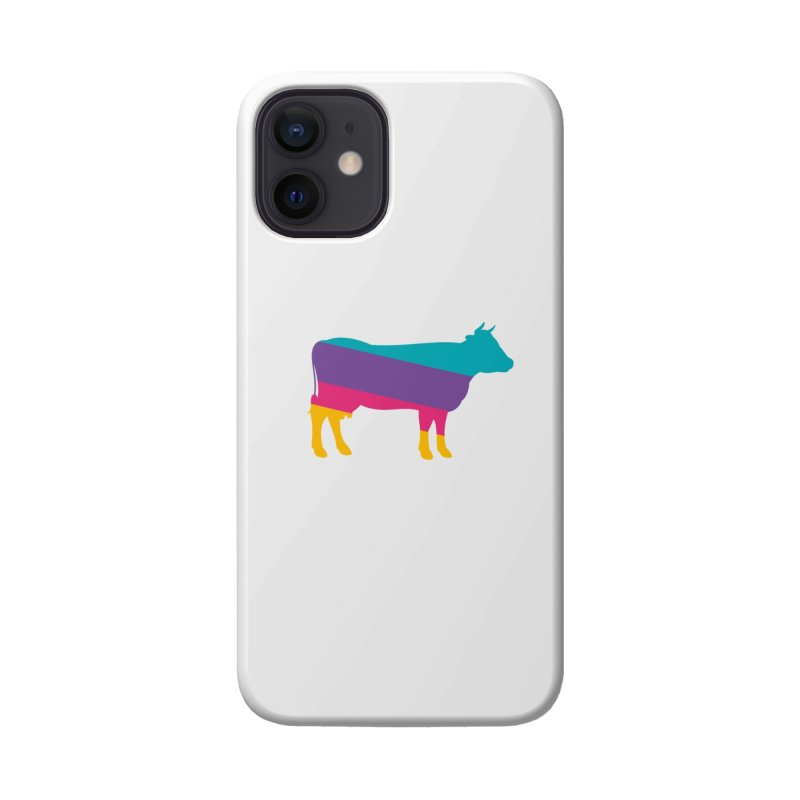 Cow Accessories Phone Case by HANGERMAN NYC