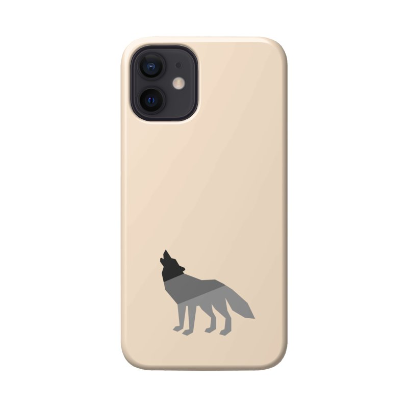 Wolfman Accessories Phone Case by HANGERMAN NYC