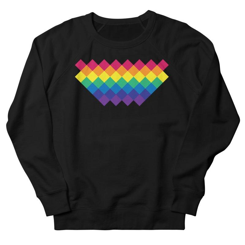 PRIDE 2019 Men's French Terry Sweatshirt by HANGERMAN NYC