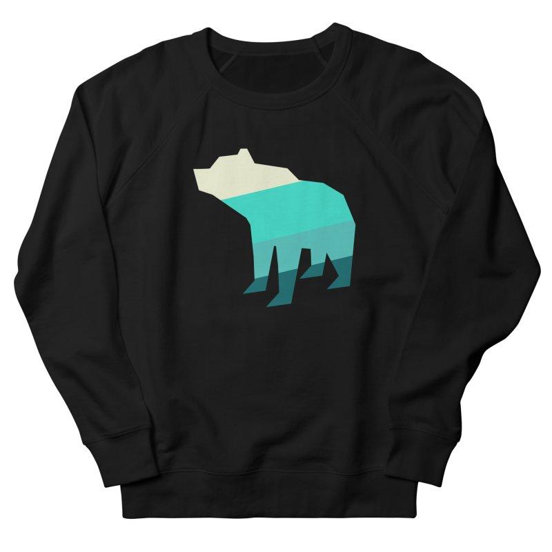 Bear Men's French Terry Sweatshirt by HANGERMAN NYC