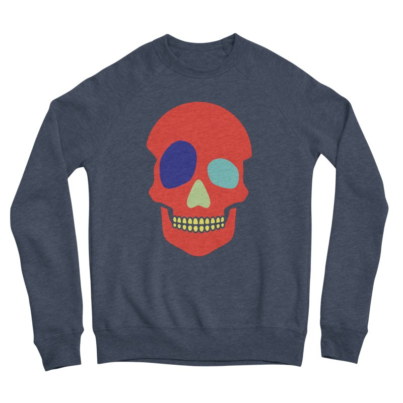 DeadWheel Men's Sponge Fleece Sweatshirt by HANGERMAN NYC