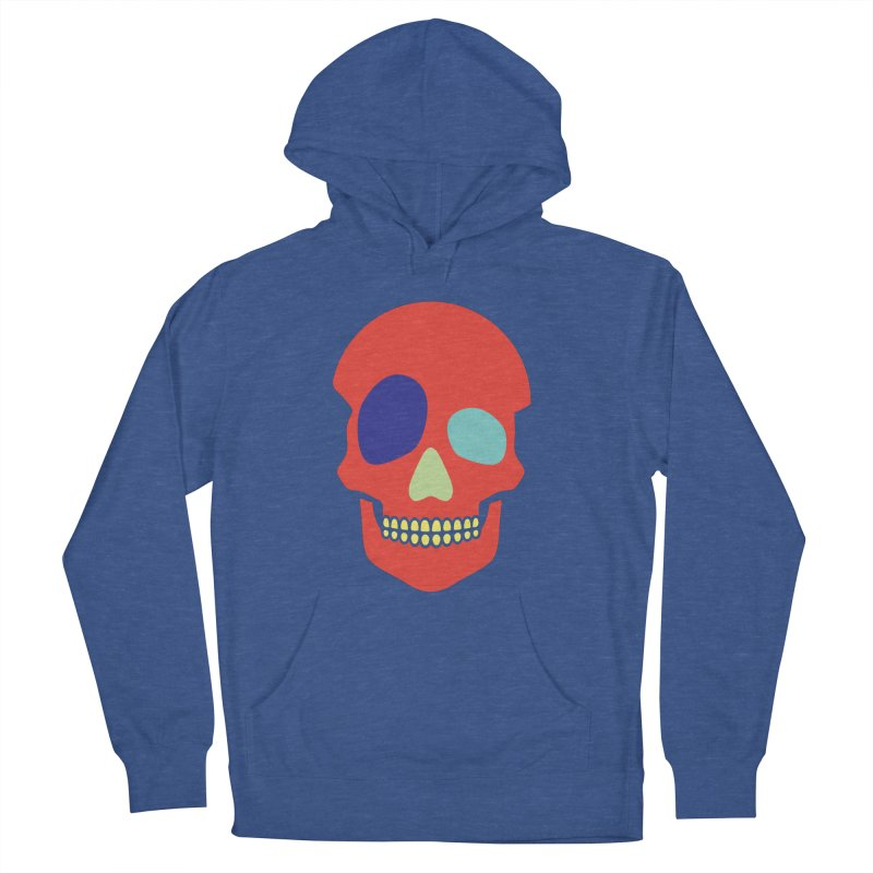DeadWheel Men's French Terry Pullover Hoody by HANGERMAN NYC