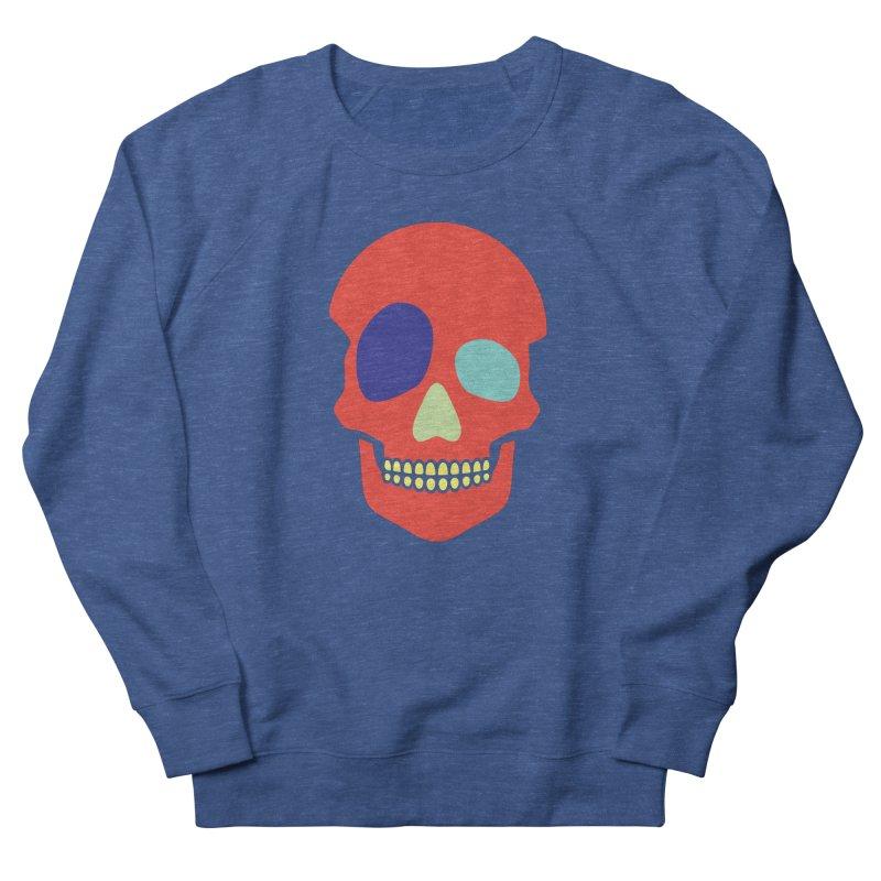 DeadWheel Men's French Terry Sweatshirt by HANGERMAN NYC