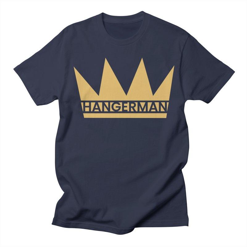 HangerCrown Men's T-Shirt by HANGERMAN NYC