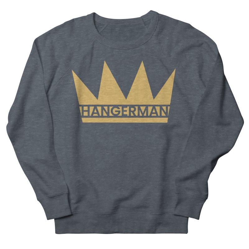 HangerCrown Men's French Terry Sweatshirt by HANGERMAN NYC