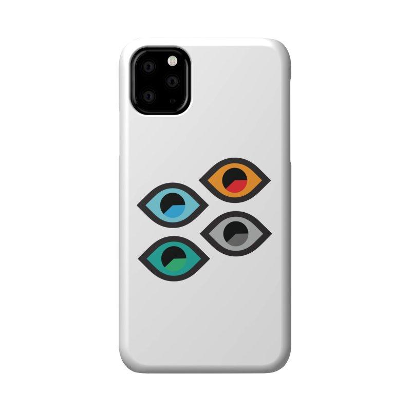 EyeTimer Accessories Phone Case by HANGERMAN NYC