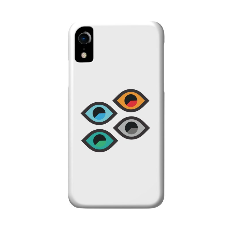 EyeTimer Accessories Phone Case by HANGERMAN NYC