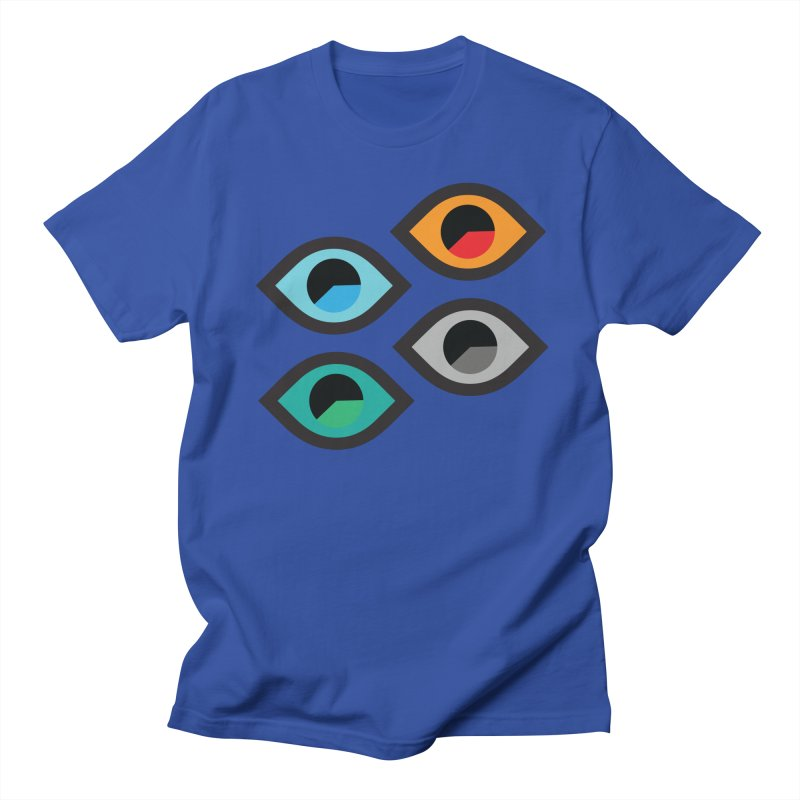 EyeTimer Men's T-Shirt by HANGERMAN NYC