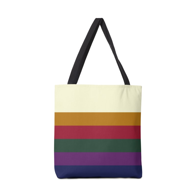 Pallete I Accessories Tote Bag Bag by HANGERMAN NYC