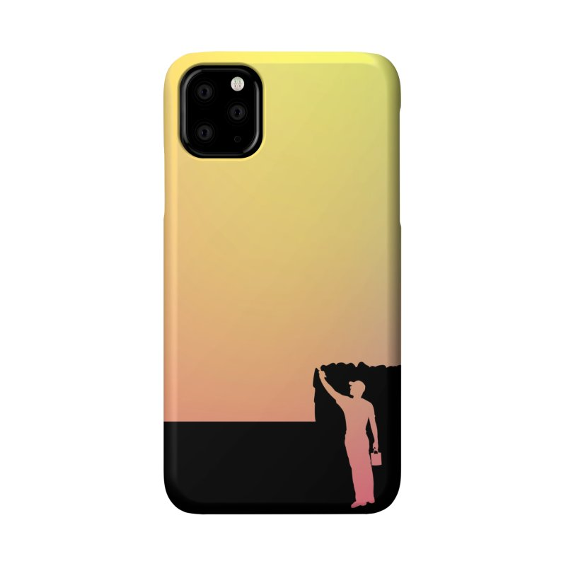 Painter Square Accessories Phone Case by HANGERMAN NYC