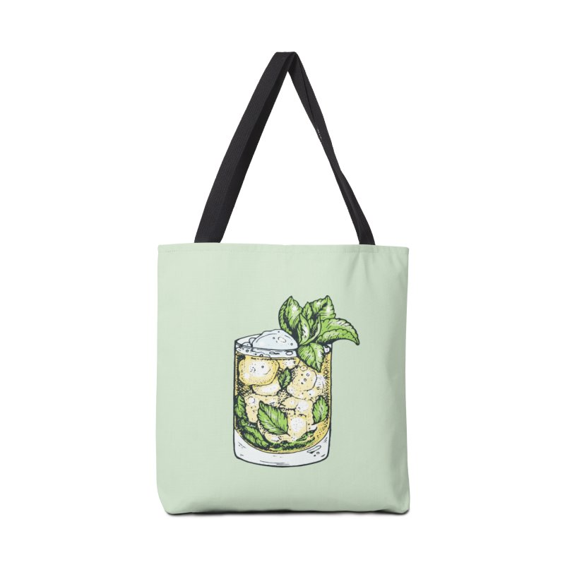 Mojito Accessories Tote Bag Bag by HANGERMAN NYC