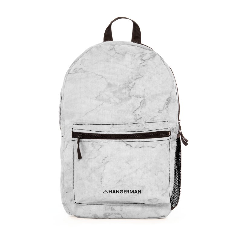 Marble 3 Accessories Bag by HANGERMAN NYC