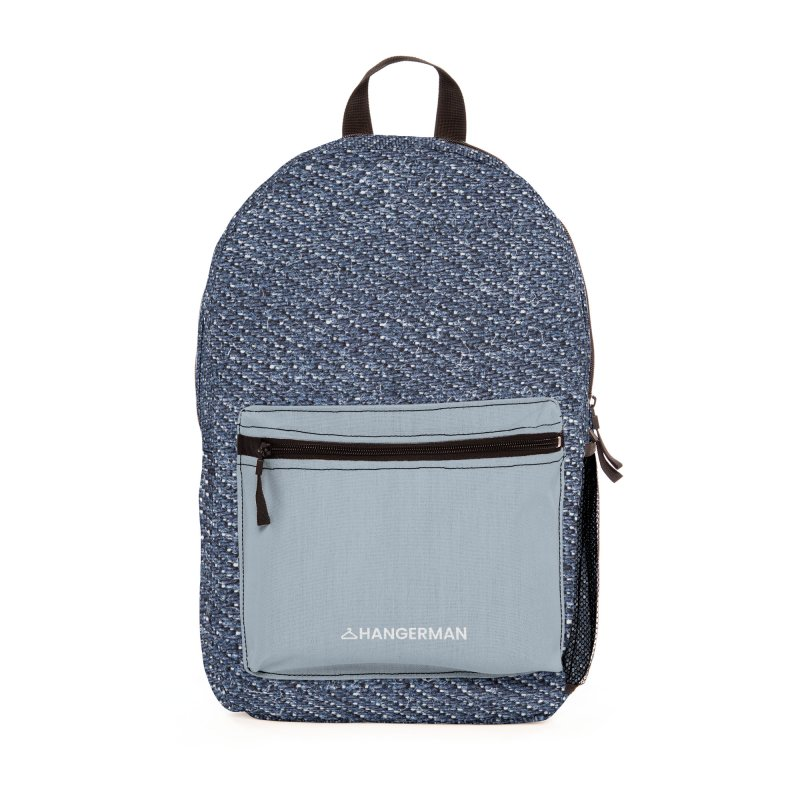 Jeans Accessories Bag by HANGERMAN NYC