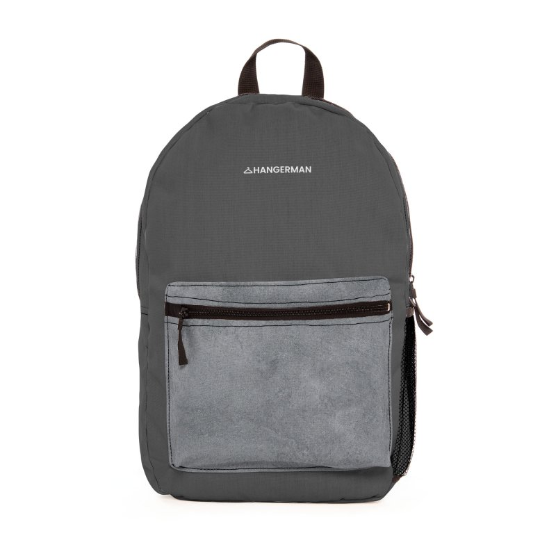 Concrete Accessories Bag by HANGERMAN NYC