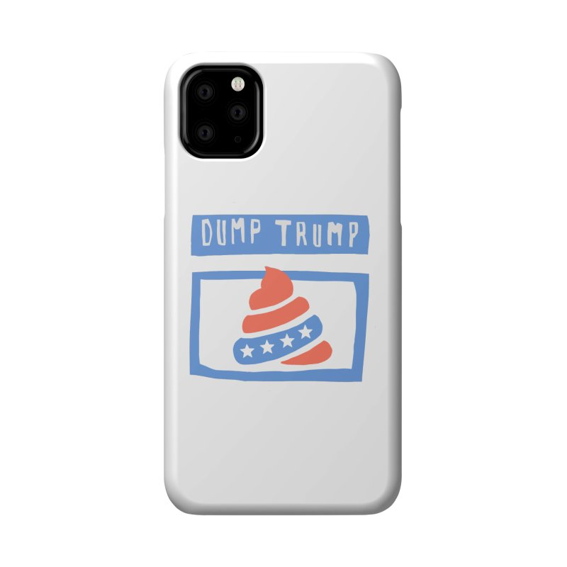 Dump Trump #3 Accessories Phone Case by hanksy