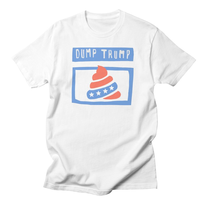 Dump Trump #3 Women's Regular Unisex T-Shirt by hanksy