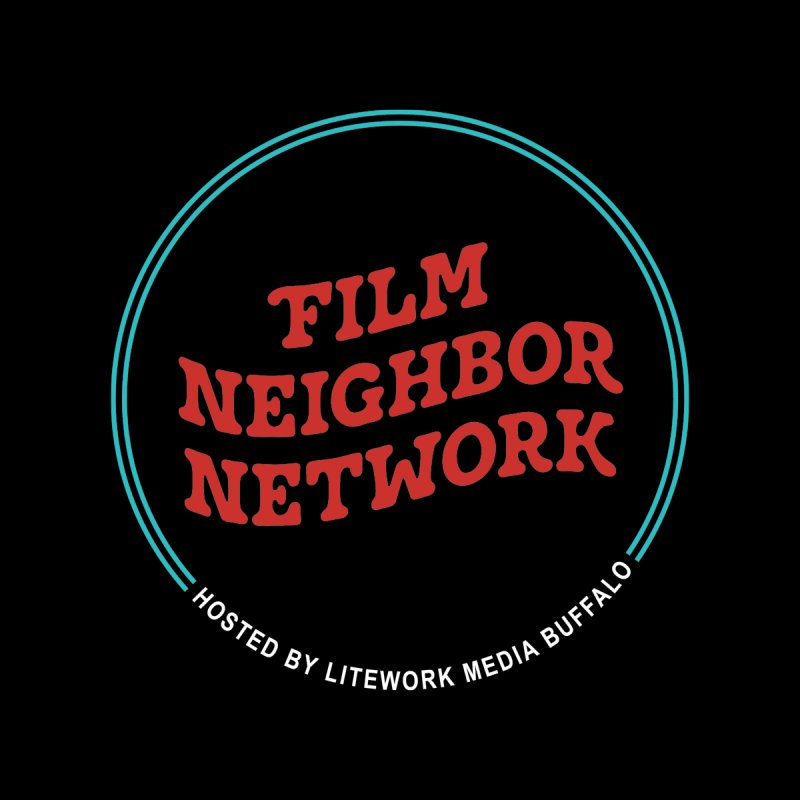 Film Neighbor Network Men's T-Shirt by hanmade's Artist Shop