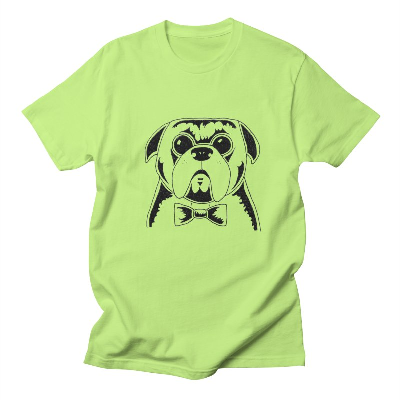 Bow Ties Are Cool Men's Regular T-Shirt by Hannah's Artist Shop