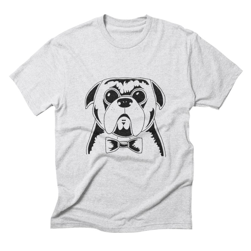 Bow Ties Are Cool Men's Triblend T-Shirt by Hannah's Artist Shop