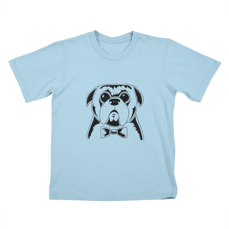 Bow Ties Are Cool Kids T-shirt by Hannah's Artist Shop