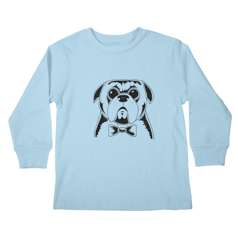 Bow Ties Are Cool Kids Longsleeve T-Shirt by Hannah's Artist Shop