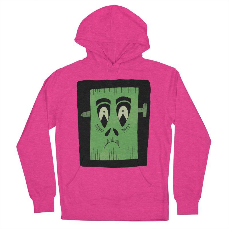 Frankie Women's Pullover Hoody by Hannah's Artist Shop
