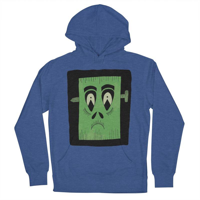 Frankie Men's Pullover Hoody by Hannah's Artist Shop