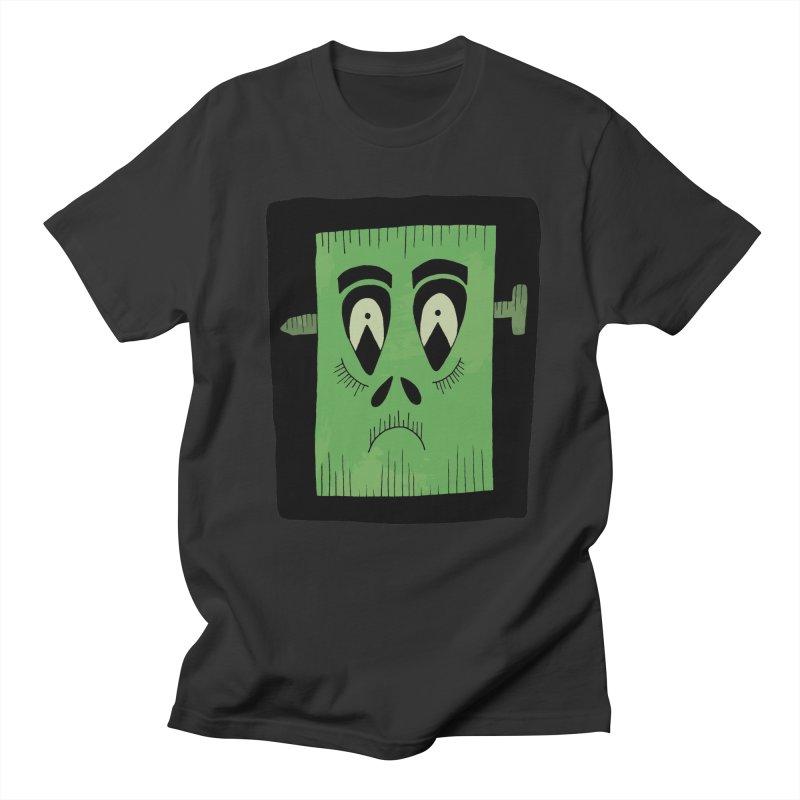 Frankie Men's T-Shirt by Hannah's Artist Shop