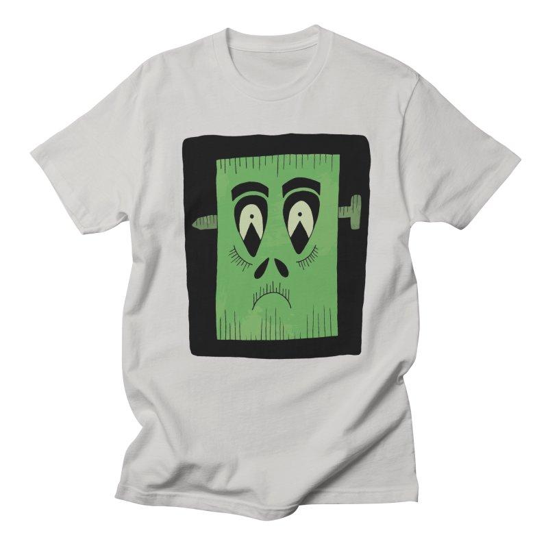 Frankie Men's Regular T-Shirt by Hannah's Artist Shop