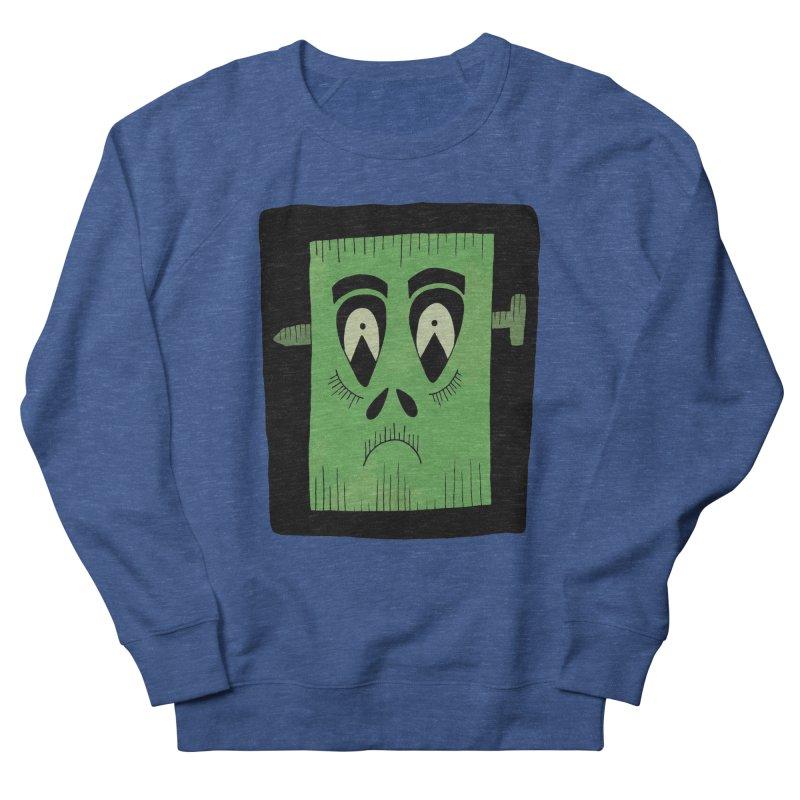 Frankie Men's Sweatshirt by Hannah's Artist Shop