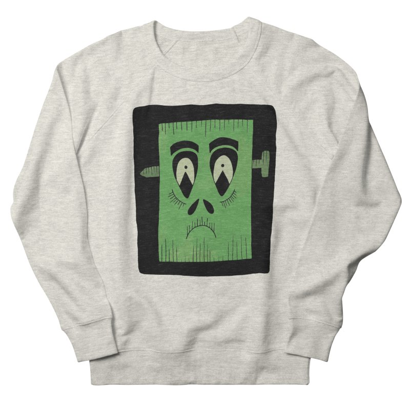 Frankie Men's Sweatshirt by Hannah's Artist Shop