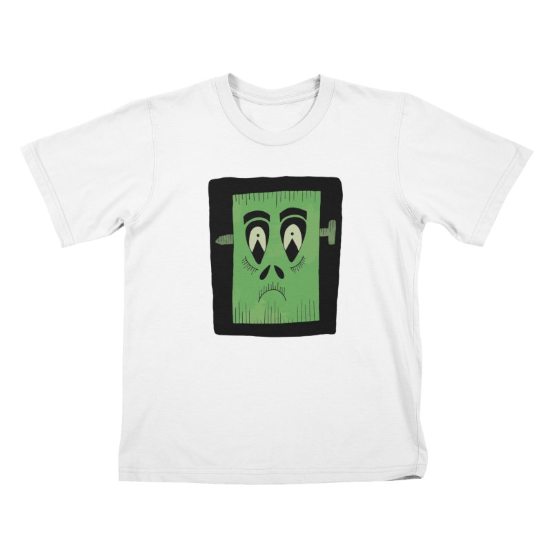 Frankie Kids Toddler T-Shirt by Hannah's Artist Shop