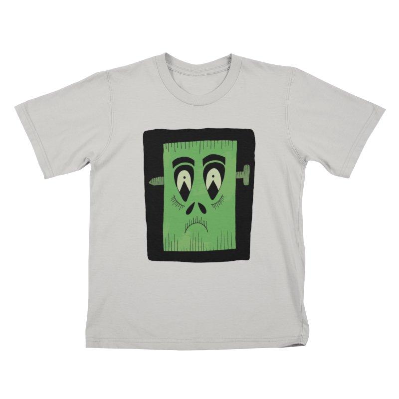 Frankie Kids T-Shirt by Hannah's Artist Shop