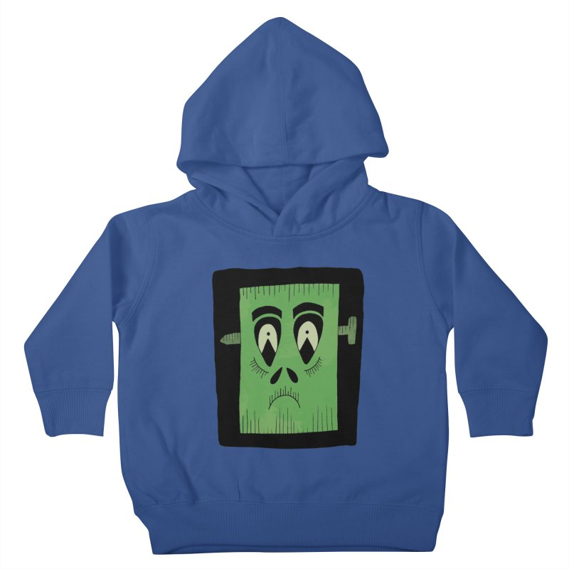 Frankie Kids Toddler Pullover Hoody by Hannah's Artist Shop