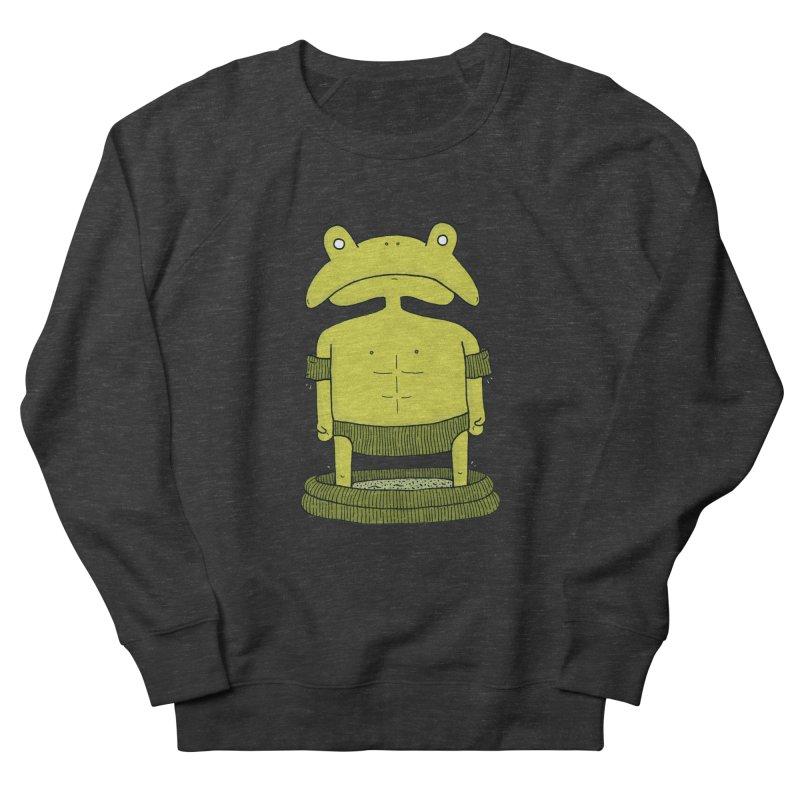 Froggy Women's Sweatshirt by Hannah's Artist Shop