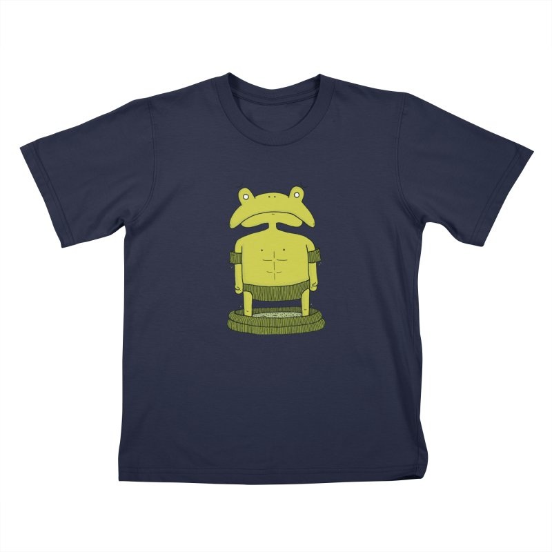 Froggy Kids Toddler T-Shirt by Hannah's Artist Shop