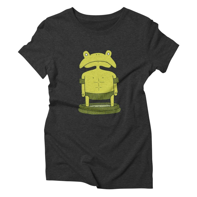 Froggy   by Hannah's Artist Shop