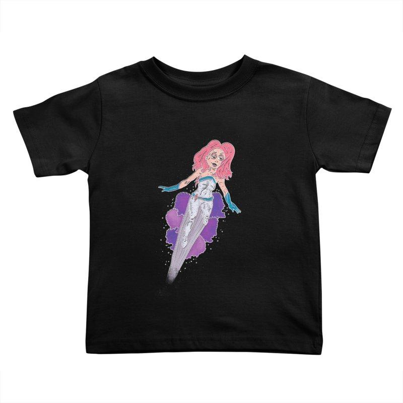 Jessica Jones Beats Killgrave Kids Toddler T-Shirt by Hannah's Artist Shop