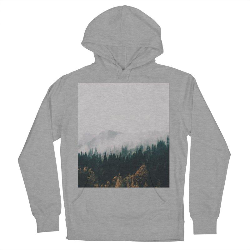 Forest Fog Men's Pullover Hoody by hannahkemp's Artist Shop