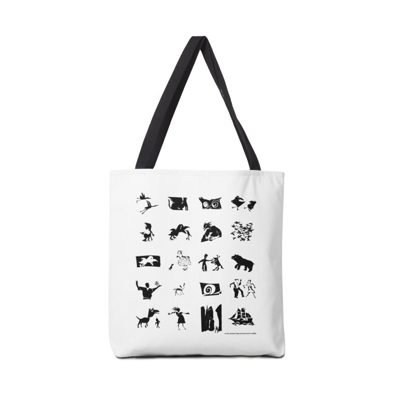 In-the-Instant Tape Art Accessories Bag by Hanzsek Design's Artist Shop