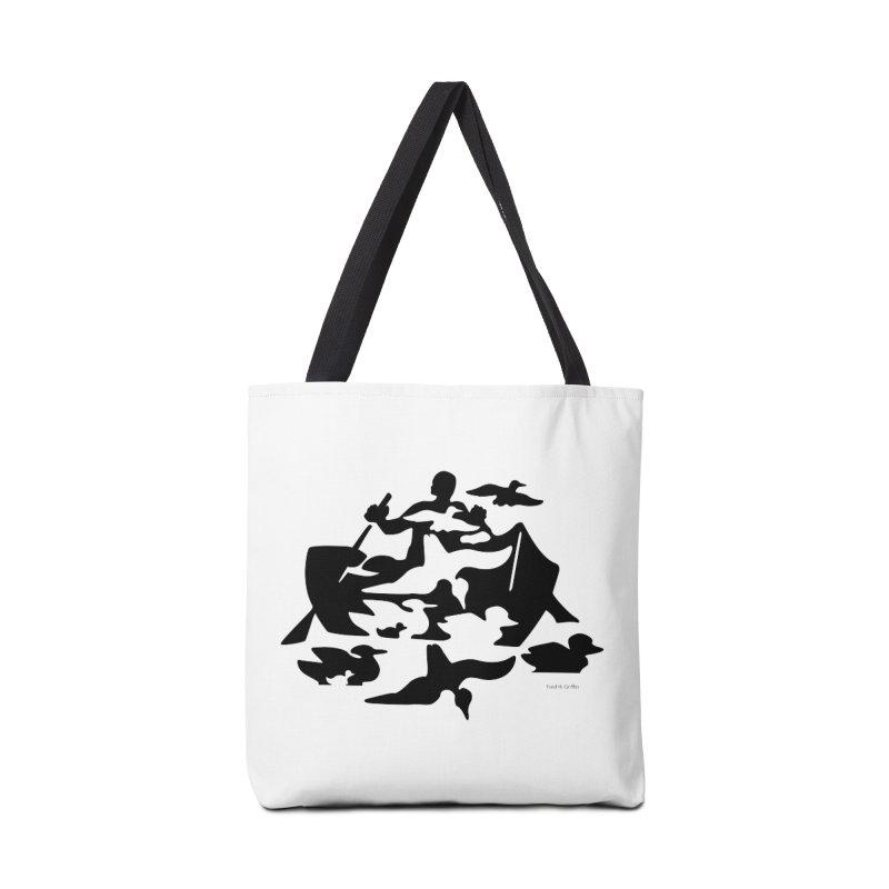 Boat Pop Out Accessories Bag by Hanzsek Design's Artist Shop