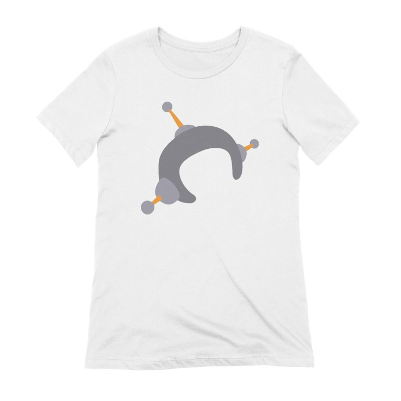 Speechless Women's Extra Soft T-Shirt by hapi.js