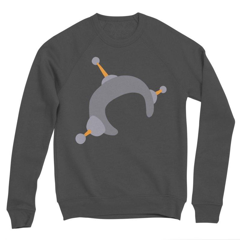 Speechless Men's Sponge Fleece Sweatshirt by hapi.js