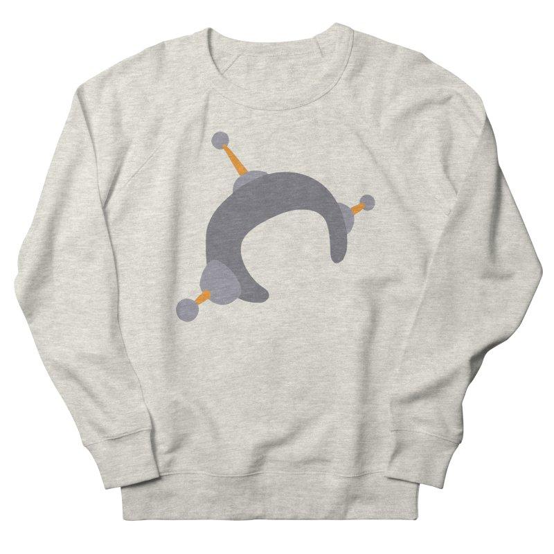 Speechless Men's French Terry Sweatshirt by hapi.js