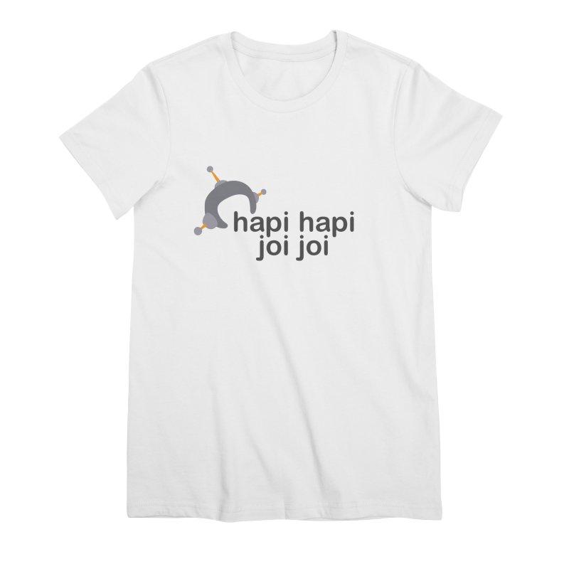 hapi hapi joi joi (Light) Women's Premium T-Shirt by hapi.js