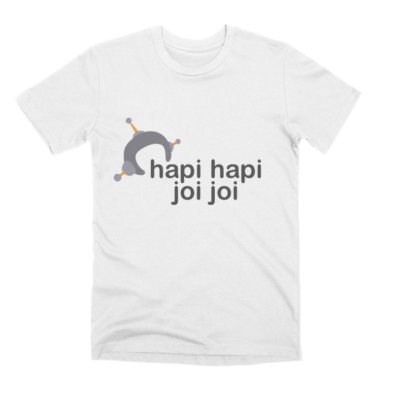 hapi hapi joi joi (Light) Men's T-Shirt by hapi.js
